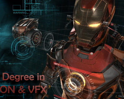 Bachelor Degree in Animation & VFX