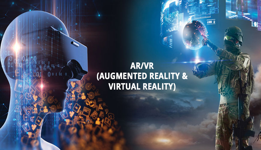 Augmented Reality & Virtual Reality Degree in Hyderabad